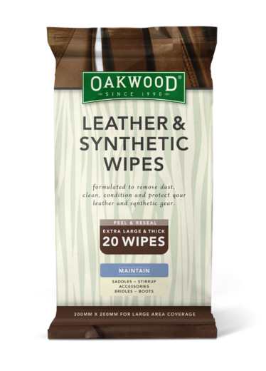 Everyday Leather and Synthetic Wipes